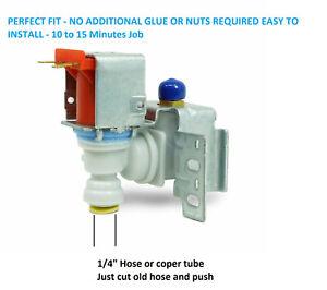 WP2315576 1 year waaranty Kenmore Whirlpool  Refrigerator Water Valve  W10219716