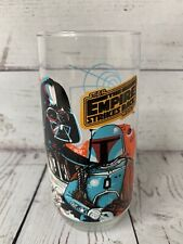 Star Wars The Empire Strikes Back Darth Vader Burger King Coca Cola Glass