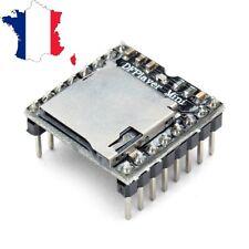 Module lecteur mp3 pour montages arduino, raspberry, diy...