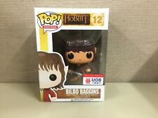 Funko POP! Movies: The Hobbit: An Unexpected Journey - Bilbo Baggins #12 Vaulted