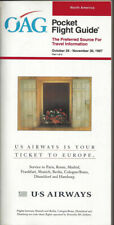 OAG Official Airline Guide North American pocket timetable 10/26/97 [0042]