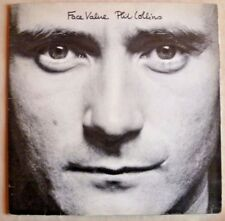 VINTAGE 33 1/3 LP-Phil Collins Face value-GATEFOLD-WEA 99143 1981