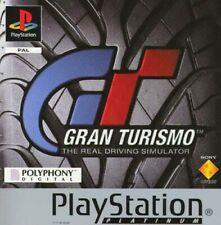 PS1 / Sony Playstation 1 - Gran Turismo [Platinum] mit OVP sehr guter Zustand