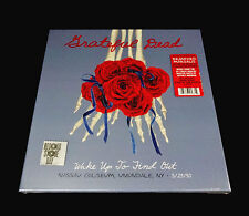 Grateful Dead Wake Up To Find Out Record Vinyl 5 LP Nassau NY 3/29/1990 RSD 2014