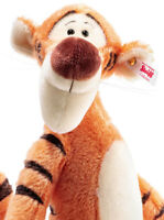 NEW Steiff Disney Collectible Large Luxury Tigger LTD ED + Steiff Box LTD 683404