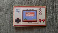 Nintendo Advertising Flyer Japan Game and watch Super Mario Bros Color Screen