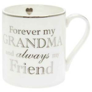 Forever my Grandma Always my friend Mug- ideal gift for any occasion