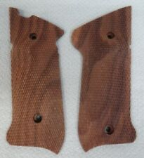 Grip Panels for Ruger MK II/III (Walnut) Ambidextrous - New - Free Shipping!