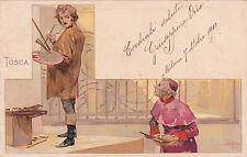 * TOSCA - Metlicovitz - Ed.Ricordi&C.Milano N.68 1900