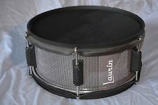 "Laurin Snare (12"" mesh pad) for Roland/Alesis electronic drum - Grey Grill look"