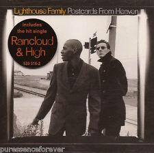 LIGHTHOUSE FAMILY - Postcards From Heaven (UK 10 Trk CD Album)