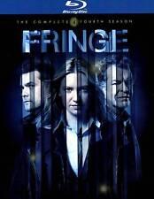 Fringe: Season 4 [Blu-ray], Excellent DVD, John Noble,Joshua Jackson,Anna Torv,