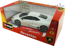 Bburago Lamborghini Reventon 1:18 Diecast Matte White 18-11029