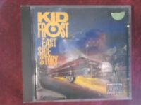 KID FROST - EAST SIDE STORY (1992). CD