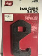 Lisle Tools Lower Control Arm Tool 64700 Use With A Pry Bar FWD Vehicles