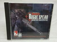 Tom Clancy's Rainbow Six PC Game Roque Spear Mission Pack Urban Operations 2000
