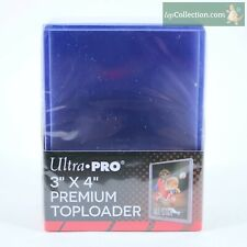 Ultra Pro - 25x Toploader Super Clear Premium - Carte Pokémon Yu-Gi-Oh Magic