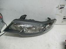 KIA CERATO LEFT HEADLAMP TD, SEDAN/HATCH, 10/08-03/13 08 09 10 11 12 13