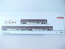 Märklin h0 - 43947 TIFOSO-Wagenset 1.fc Märklin MHI Euro Express-NUOVO & OVP