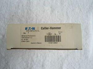 NIB Cutler Hammer Photoelectric Sensor       E65-SMTD15-HL