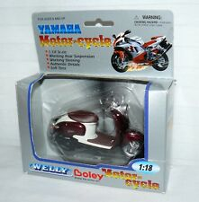 Welly 1999 Yamaha Vino Die-Cast Motorcycle 50250