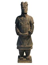 ENTOMBED TERRACOTTA WARRIORS OF XIAN - 25 cm Scale General Commander
