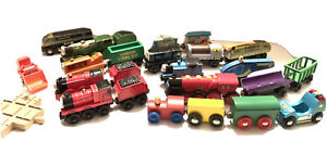Thomas the Tank Engine Thomas & Friends wooden/metal Train Light Up Bulk Lot