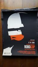 Olly Moss Robocop #254 Screen Print Poster Rolling Roadshow Mondo Alamo 2010