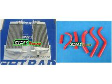 R&L aluminum Radiator + HOSE HONDA CR250 CR 250 CR250R CR 250R 1988 1989