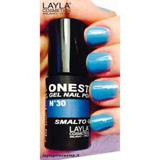Layla Smalto Unghie One Step Gel Polish N.30 Dawn Feel