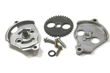 2002 Honda XR80 CRF 80 Oil Pump Gear and Assembly