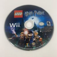 LEGO Harry Potter: Years 1-4 (Nintendo Wii, 2010) Disk Only, Ships Fast