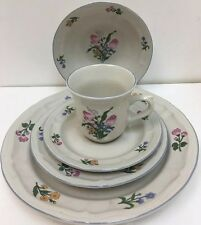 Gibson Designs Lafayette 5 Piece Place Setting Service For 1 (Oven Safe)