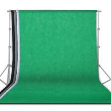 Non-Woven Fabrics Background Studio Photography Screen Chromakey Backdrop v