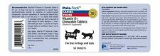 Pala-Tech Vitamin K1 Chewable Tablets For Dogs & Cats, 25 mg, 50 Ct