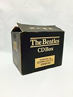 The Beatles CD BOX released in 1988 first press from Japan F/S EMS