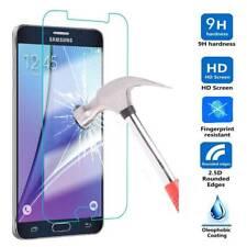 5x Samsung Galaxy S5 - Panzerfolie Displayschutz Tempered Glass Panzer 9H Glas