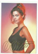 James Bond 50th Ann Series 2 Gold Gallery Chase Card GG36 Dr. Christmas Jones