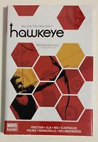 Hawkeye Deluxe Hardcover vol 2 HC Fraction Lemire oversized Aja Avengers Marvel