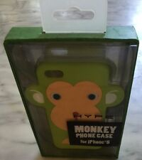 Green Monkey Hype iphone 5 phone case