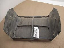 Honda TRX 500 4x4 Foreman Rubicon 2002 front radiator grille / air scoop