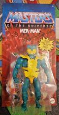 Mer-man Masters Of The Universe MOTU Origins Action Figur Grx01 Mattel