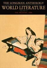 The Longman Anthology of World Literature, Volume B: The Medieval Era, Yu, Pauli