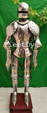 Rare Medieval Gothic Suit of Armour of Maximilian I Holy Roman Emperor