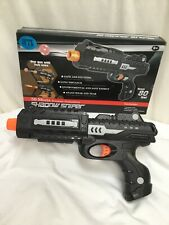 Shadow Sniper Toy Projector Gun x 2 With Soft Bullets VGC