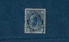 """Canada 1897 #70 Queen Victoria """"Maple Leaf"""" Issue - F/VF Used GEM WELL CENTER"""