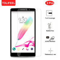 2-PACK Premium Tempered Glass Screen Protector Film For LG G Stylo LS770 H634