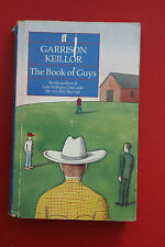 THE BOOK OF GUYS by Garrison Keillor; Humorous Short Stories (Paperback, 1995)