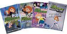 Kim Possible Disney Tv Series Movies Dvd Set Episode Kid Drakken Film Collection
