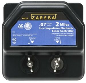 NEW RED SNAP'R EA2M-Z 110 VOLT AC POWER  ELECTRIC FENCER CHARGER SALE 6204655